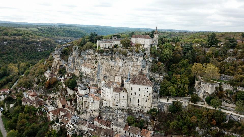 Cidade de Rocamadour