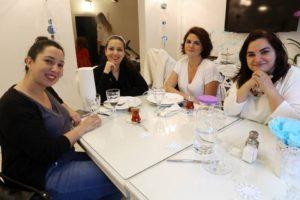 Kasım 2015, Kadıköy Anneleri Anne-Çocuk Kışa Merhaba Partisi'nden