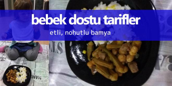 Gülizce Yemekler: Etli, Nohutlu Bamya