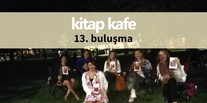 13. Kitap Kafe Buluşması