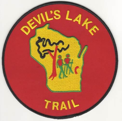 Devils Lake Trail Patch