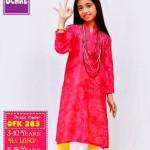 Summer Eid Kids Wear Dresses By Ochre 2015