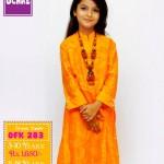 Summer Eid Kids Wear Dresses By Ochre 2015 10