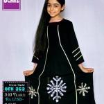 Summer Eid Kids Wear Dresses By Ochre 2015 11