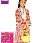 Summer Eid Kids Wear Dresses By Ochre 2015 14