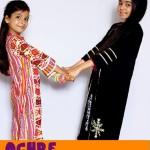Summer Eid Kids Wear Dresses By Ochre 2015 15