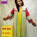 Summer Eid Kids Wear Dresses By Ochre 2015 7