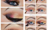 Summer Eye Makeup Ideas Pics Tutorials For Parties