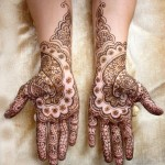 Eid Ul Azha Hand Mehndi Designs For Young Girsl 2015-16 8
