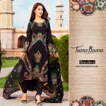 Fall Shalwar Kameez Designs For Women By Taana Baana 2015-16 12