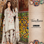 Fall Shalwar Kameez Designs For Women By Taana Baana 2015-16 13