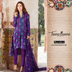 Fall Shalwar Kameez Designs For Women By Taana Baana 2015-16 2