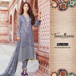 Fall Shalwar Kameez Designs For Women By Taana Baana 2015-16 3
