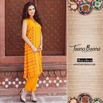 Fall Shalwar Kameez Designs For Women By Taana Baana 2015-16 4
