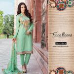 Fall Shalwar Kameez Designs For Women By Taana Baana 2015-16 9