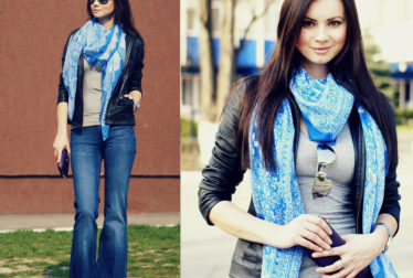 Women Flare Jeans To Wear In Autumn 2015-16
