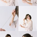 Daily Routine Hair Tutorials For Every Girl 4