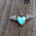 Heart Necklace Pendant Designs For Gifting Some One 2