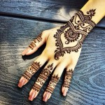 hand mehndi design