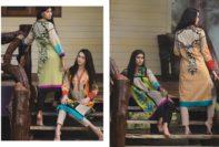 Cheap Pret Kurtis By Firdous Cloth Mills 2015-16