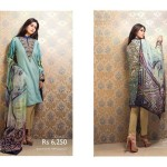 Chiffon Linen Winter Collection By Resham Ghar 2015-16 4