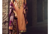 Cottel Linen 3 Piece Collection By Sania Maskatiya 2016