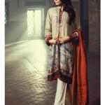 Linen Silk Winter Collection By Sania Maskatiya 2015-16