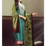 Linen Silk Winter Collection By Sania Maskatiya 2015-16 4