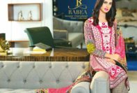 Rabea Shawl Collection For Winter By Shariq Textiles 2015-16
