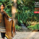 winter shalwar kameez by origins