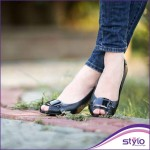 Stylo Women Casual Shoes For The Young Girls Winter Wearing 2
