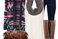 Warm Casual Polyvore Items To Try This Cold Season