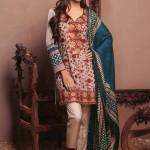 Winter Shawls Dresses By Shariq Textiles 2015-16 8