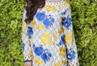 Luxury Pret Winter Traditional Wear Cross Stitch Collection 2016