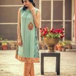 Zahra Ahmed Formal Wear Guzellik Collection Spring 2016 4