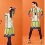Asim Jofa Summer Tunics Luxury Collection 2016 13