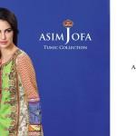 Asim Jofa Summer Tunics Luxury Collection 2016 18