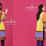 Asim Jofa Summer Tunics Luxury Collection 2016 20