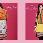 Asim Jofa Summer Tunics Luxury Collection 2016 23