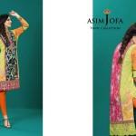 Asim Jofa Summer Tunics Luxury Collection 2016 24