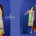 Asim Jofa Summer Tunics Luxury Collection 2016 5