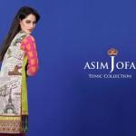 Asim Jofa Summer Tunics Luxury Collection 2016 6