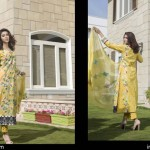 Cambric Embroidered Spring Collection Rujhan Fabrics 2016 4