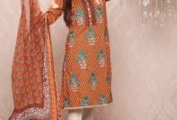 Spring Embroidered 3 Piece Collection Khaadi 2016