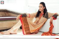 Spring Lawn Shalwar Kameez LSM Fabrics 2016