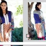 Spring Lawn Shalwar Kameez LSM Fabrics 2016 4
