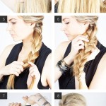 Spring step by step hair tutorials