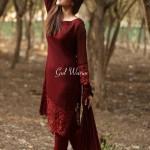 Three Piece Ready To Wear Formal Dresses Gul Warun 2016 3