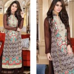 Wijdan Chiffon Spring Collection Salam Textile 2016 10