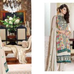 Wijdan Chiffon Spring Collection Salam Textile 2016 11